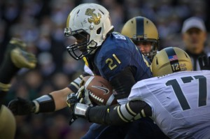 Read Option Football is a scheme used by the Naval Academy.