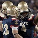 Option Football carries Navy to Another Victory