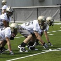 Building the Flexbone Offensive Line