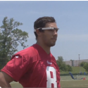 Google Glass and Football?